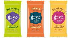 gryö - Eat Future Today, barre céréale à base de farine de grillons
