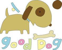 Brand New -- Cuttlebug DOG -- Die Cut 3 x 3 by David Walker #Cuttlebug