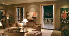 A perfect murder apartment living area A Perfect Murder, Living Area, Living Room, Hollywood Homes, Country Interior, Cool Rooms, Beautiful Interiors, Apartment Living, Design Inspiration