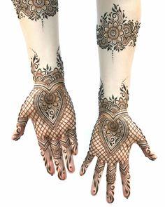 Bridal henna by SARAHENNA