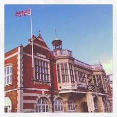 Hendon town hall, NW4