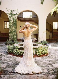 Old World Villa Wedding Ideas via oncewed.com