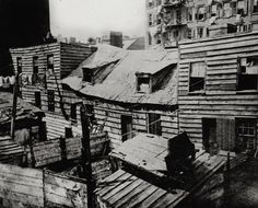 ca. 1888–1898  Dens of Death NY — Photo by Jacob Riis ... hence WHY building codes enforced (survival)