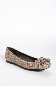 Stuart Weitzman 'Bowflat' Ballet Flat; $169.90 during Anniversary sale, $265 after sale | Nordstrom