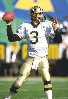 Bobby Hebert - New Orleans Saints Northwestern State - Louisiana  The Cajun Canon!