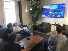 It's 5pm at @angel_list... Must be #supersmashbros time!  #fun #startuplife #sf #epic #battle #ssbros