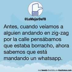 Mandando un WhatsApp