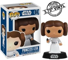 #04 - Princess Leia | July 11, 2015 | The Discovery Hut, Chinook Centre | $14.99