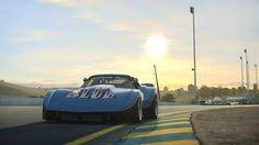 R3E IMSA Corvette