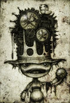 Cuckoo clock by Shichigoro Shingo