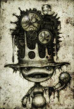 cuckoo clock by shichigoro756.deviantart.com on @deviantART