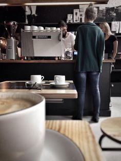 #drukarniacafe Speciality Coffee Shop / Poland / Gdansk / ul. Mariacka 36