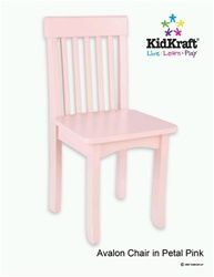 Kidkraft Avalon Chair   Petal Pink 16632Kidkraft 2 Slat Rocking Chair   Red 18102   Kidkraft Furniture  . Kidkraft Rocking Chair Cherry. Home Design Ideas