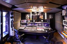 One of the many jobs I would love to have is working in The Limehouse recording studio, producing music and doing what i love.