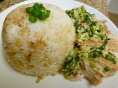 Cooking Adventures of a College Student: Hainan Chicken Rice
