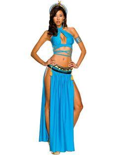 Women's Sexy Playboy Cleopatra Costume