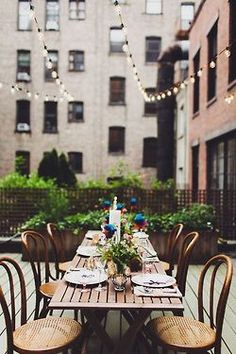 Host a dinner on the deck this summer. Serve up some Wild Turkey American Honey cocktails and enjoy hanging out under the stars.