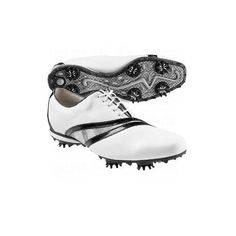 New Womens FootJoy LoPro Collection Golf Shoes Size 7 M US 97027 White black    b27b8000445