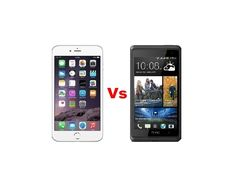 Apple iPhone 6 Plus Vs HTC Desire 500 - Specs of Gadgets