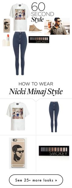 """""""No New Friends"""" by music-lover16 on Polyvore featuring Nicki Minaj, Topshop, ShoeDazzle, Casetify, Forever 21, Uslu Airlines, DRAKE, views and 60secondstyle"""