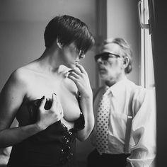 Patykiem pisane: Zapach kobiety.