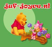 Welkom op de website van Juf Joyce