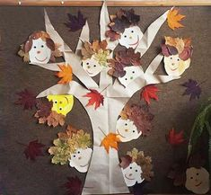 Autumn Activity- Sonbahar Etkinliği Autumn activity worksheet, preschool autumn activities and preschool autumn board works plans pages, autumn season study, seasons examples education sharing site subject. Preschool fall-autumn activities free pages. Fall Preschool Activities, Kindergarten Fun, Art Activities, Diy And Crafts, Crafts For Kids, Arts And Crafts, Autumn Crafts, Autumn Trees, Classroom Decor