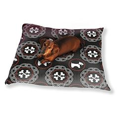 Terrier Republic Dog Pillow Luxury Dog  Cat Pet Bed ** Click on the image for additional details. (This is an affiliate link) #DogBedsFurniture