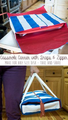 casserole carrier with zipper tutorial -snaps-for-bake-and-take-meals-from-Nap-Time-Creations