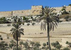 Israel - The Eastern Gate in Jerusalem