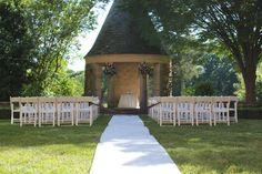 Gazebo in White Garden White Gardens, Gazebo, Outdoor Structures, Wedding Ideas, Future, Kiosk, Future Tense, Pavilion, Wedding Ceremony Ideas