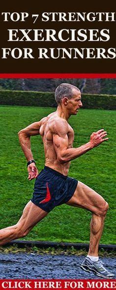 Here are the Seven Best Strength Training Exercises For Runners: http://www.runnersblueprint.com/best-strength-training-exercises-for-runners/ #Runners #Strength #Exercise