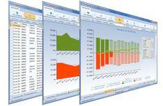 Penningmeester huishoudboekje, Penningmeester is een offline huishoudboekje en kost €24,95. Je kunt in Penningmeester al je bankrekeningen in een overzicht importeren en de transacties vervolgens zoeken, sorteren, filteren, splitsen of exporteren naar Excel.