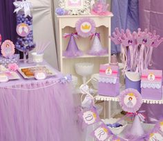 Princess Wands Princess Party Crown Party Purple by PSLetsParty