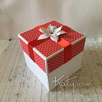 Zboží prodejce Katy scrap / Zboží | Fler.cz Exploding Box Card, Decorative Boxes, Cards, Bag, Maps, Playing Cards, Decorative Storage Boxes