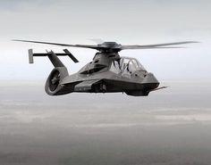 The RAH-6 Comanche.