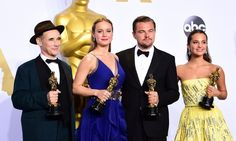 Best actor Oscar at last for DiCaprio while underdog Spotlight wins...