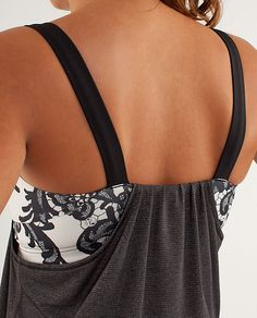 lululemon tank back on track