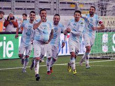 Entella slår Ascoli med 4-0