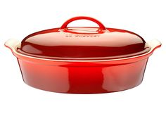 Heritage oval stegeso - Le Creuset