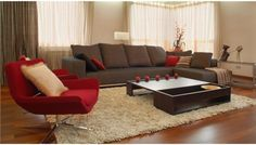 alfombras para sala cafe - Buscar con Google