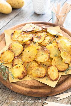 Vegetarian Cooking, Vegetarian Recipes, I Love Food, Good Food, Appetizer Recipes, Snack Recipes, Crispy Potatoes, Antipasto, No Cook Meals