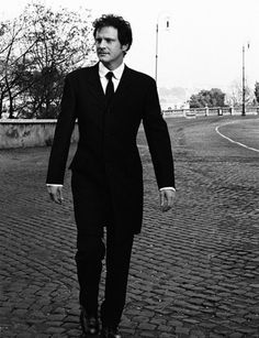 I'm going to pretend this is Colin Firth running out of the party to grab my flask from the car.
