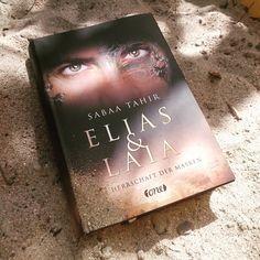 """mitreissend, emotional, aber auch brutal """"Elias & Laia. Die Herrschaft der Masken"""" fesselte mich von Anfang und bot alles, was mein Leserherz begehrt. Ganz grosses Kino!  http://www.favolas-lesestoff.ch/2015/06/rezension-elias-laia-die-herrschaft-der.html  #Rezension @bastei"""