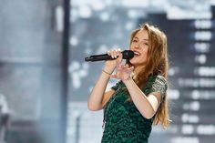 First rehearsal FYRO Macedonia - Jana Burceska Eurovision 2017, Interview, Europe, Macedonia