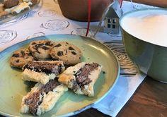 Kekse für Kaffeeliebhaber: Espresso-Shortbread Cookies und Kaffeesand