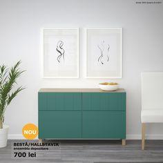 Cu puțină imaginație poți transforma orice cameră, oricât de mică, într-un spațiu generos de depozitare pentru toate lucrurile tale. Ikea 2018, Orice, Joy, Rooms, Modern, Bedrooms, Trendy Tree, Glee, Being Happy