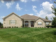 This roof was done by us using the CertainTeeds Weatherwood color of shingle.