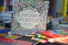 livro jardim secreto johanna basford   Livro - Jardim Secreto - Johanna Basford