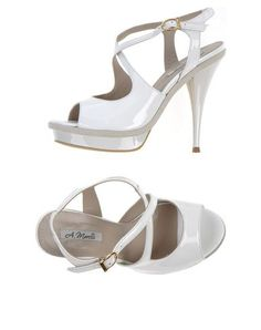 I found this great ANDREA MORELLI Sandals on yoox.com. Click on the image above to get a coupon code for Free Standard Shipping on your next order. #yoox